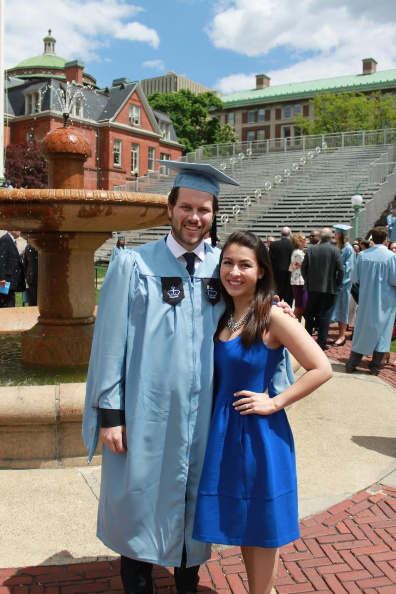 Jason's MBA Graduation!